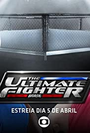 The Ultimate Fighter: Brazil Poster