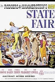 Ann-Margret, Pat Boone, Bobby Darin, and Pamela Tiffin in State Fair (1962)