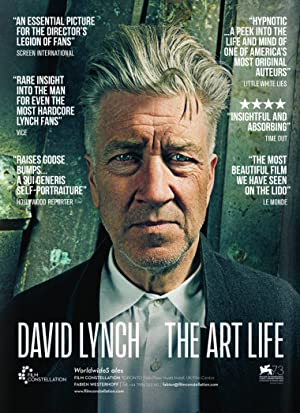 Where to stream David Lynch: The Art Life