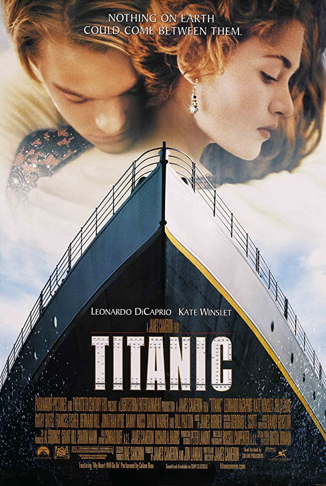 Titanic Hollywood hindi dubbed movie