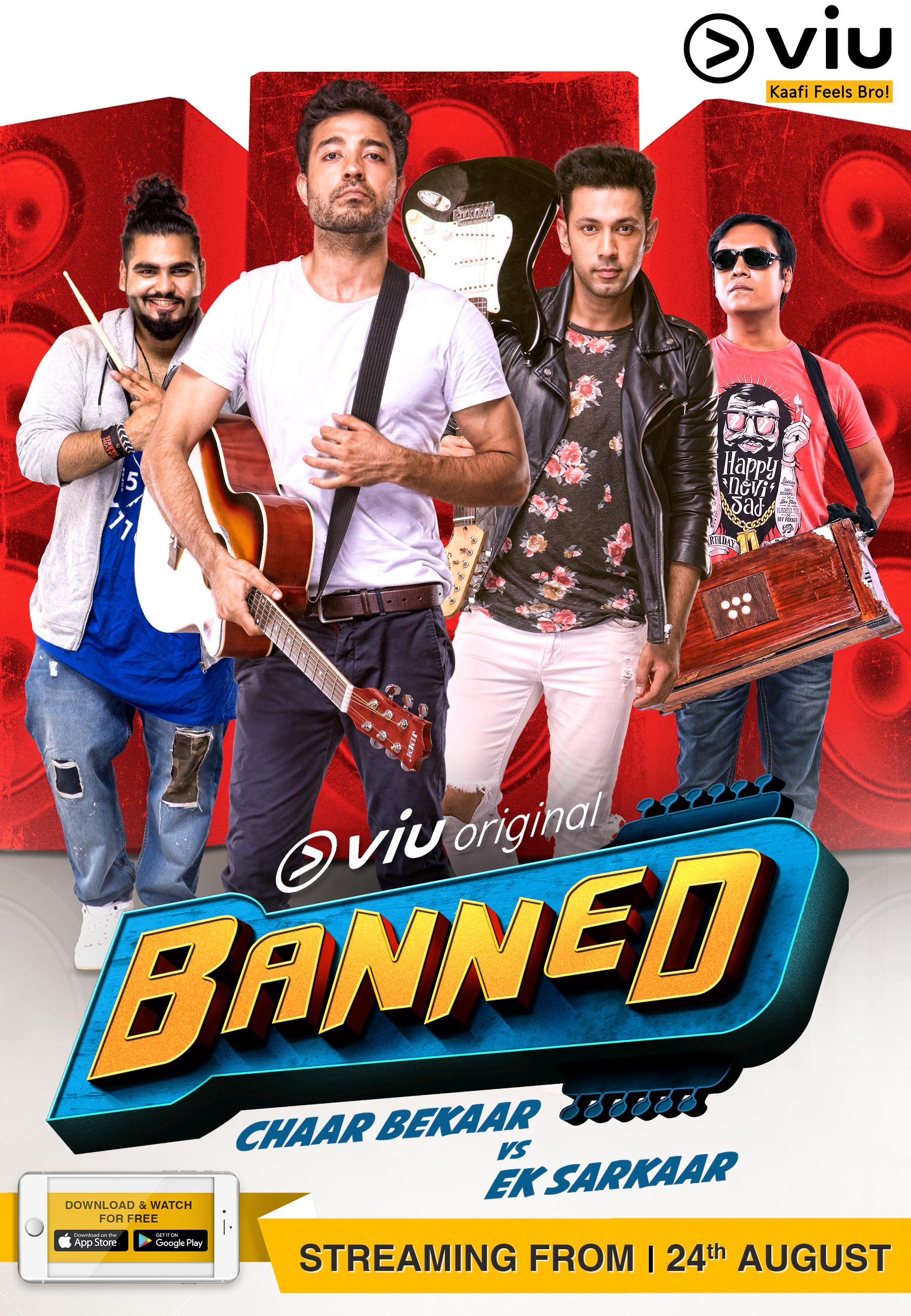 Banned (TV Series 2018) - IMDb