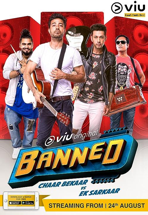 Banned (2021) Season 1 VIU Originals