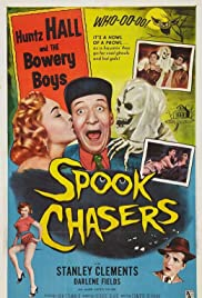 Spook Chasers Poster