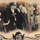 Charlotte Merriam, Harry Myers, and Clarissa Selwynne in The Brass Bottle (1923)