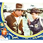 Louise Fazenda and Will Rogers in A Texas Steer (1927)