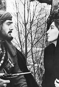 Leila Abashidze and Ioseb Gogichaishvili in Shekhvedra tsarsultan (1966)