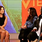 Whoopi Goldberg, Ming-Na Wen, and Juliet Silva Yee in The View (1997)