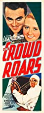 The Crowd Roars (1932) Poster