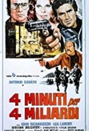 4 Billion in 4 Minutes Poster