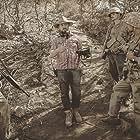 Jeremy John Wells, Aaron Jay Rome, Nick Brokaw, Jerry Wolf, and Hunter Doohan in Last Patrol on Okinawa (2021)