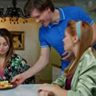 Anzhelika Kashirina, Olga Kuzmina, and Viktor Khorinyak in Why I Always Spoil Everything