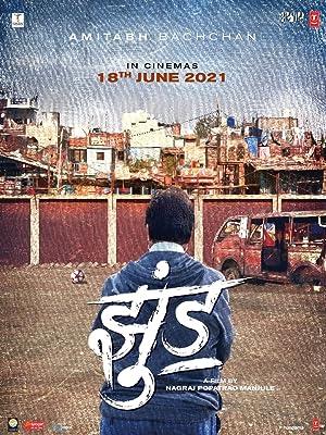 Jhund movie, song and  lyrics