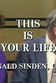 Donald Sinden Poster