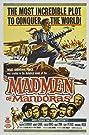 The Madmen of Mandoras (1963) Poster