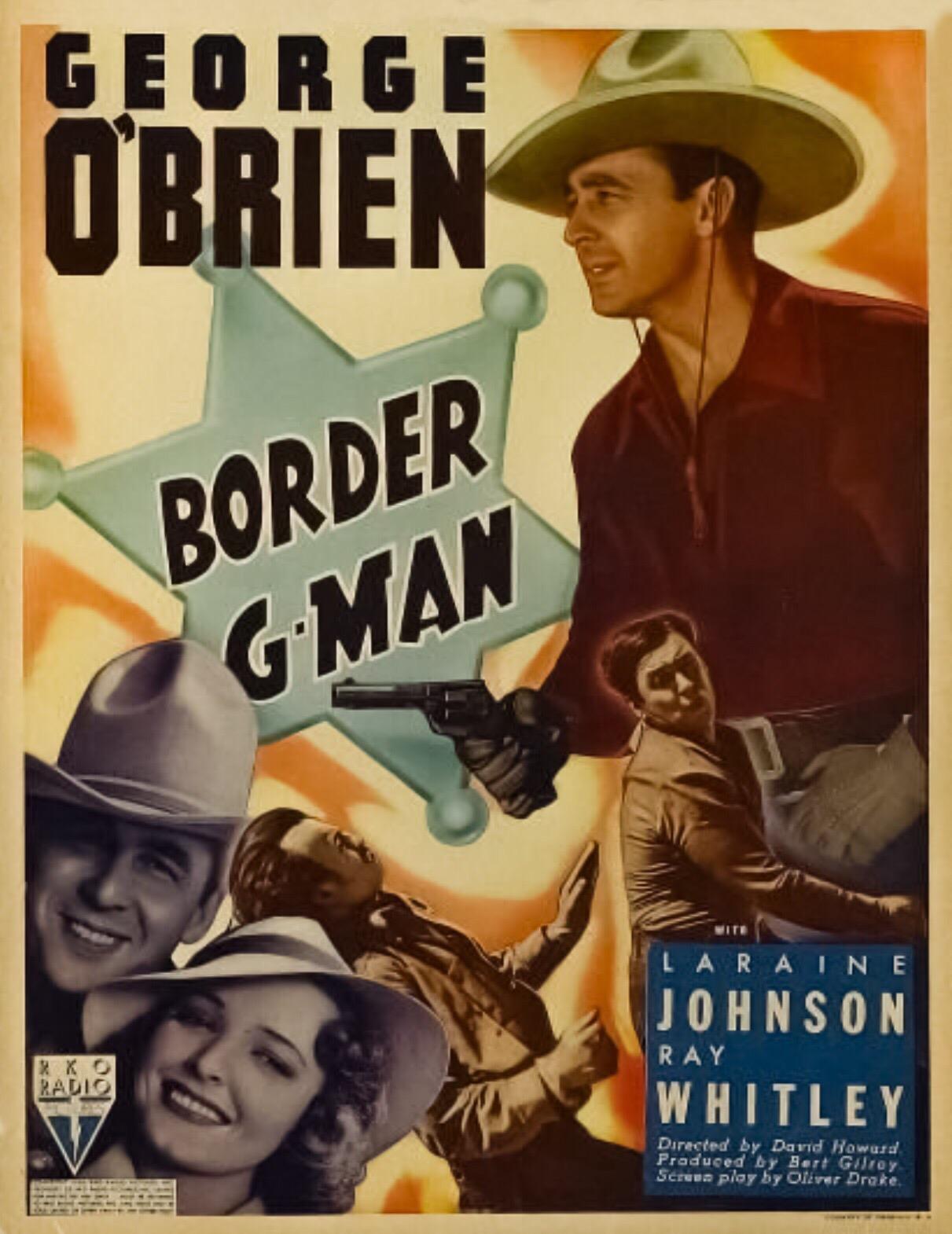 Border G-Man