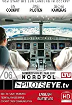 PilotsEYE.tv - Sonderflug 01. Mai 2007: Nordpol