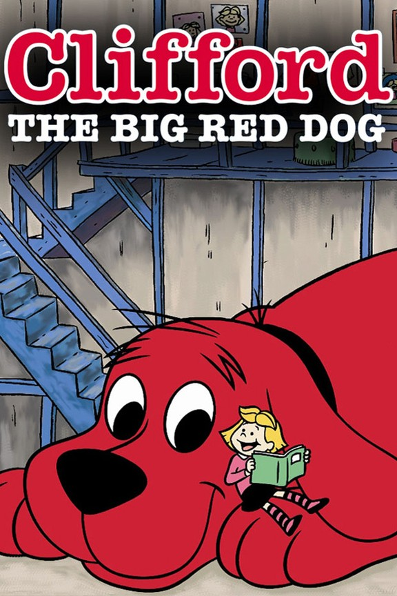 Download Filme Clifford o Gigante Cão Vermelho Torrent 2021 Qualidade Hd