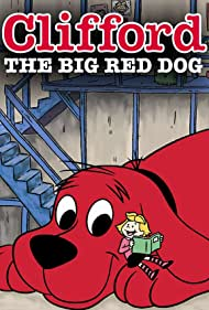 John Ritter and Grey Griffin in Clifford the Big Red Dog (2000)