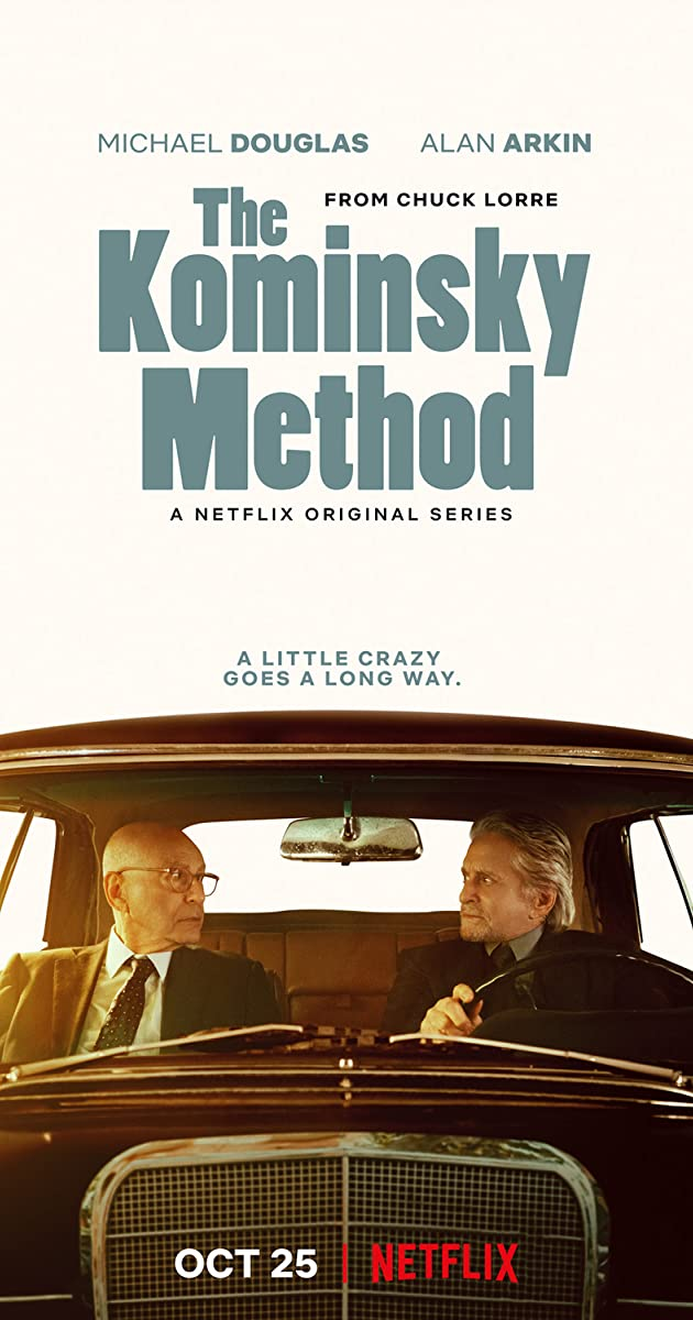 Download The Kominsky Method or watch streaming online complete episodes of  Season 2 in HD 720p 1080p using torrent