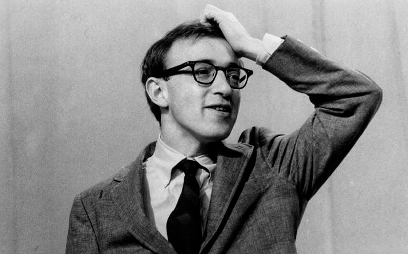 Woody Allen in Your Show of Shows (1950)