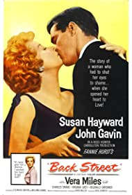 Back Street (1961) Poster - Movie Forum, Cast, Reviews