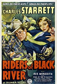 Riders of Black River Poster