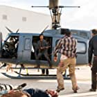Cliff Curtis, Lindsay Pulsipher, and Danay Garcia in Fear the Walking Dead (2015)
