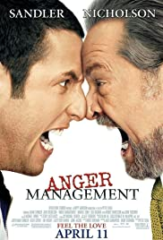 Anger Management (2003) Poster - Movie Forum, Cast, Reviews