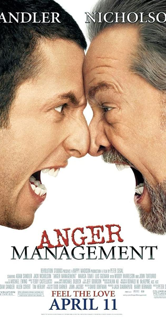 Watch Full HD Movie Anger Management (2003)