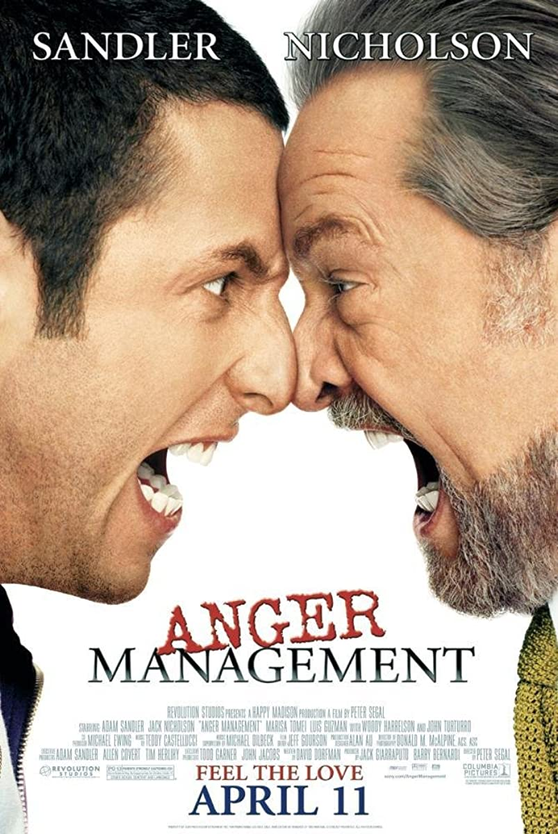anger management (2003) imdbanger management (2003)
