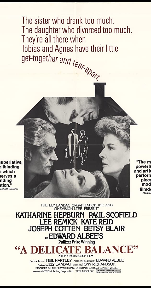 A Delicate Balance (1976) Subtitles