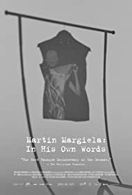 Martin Margiela: In His Own Words (2019)