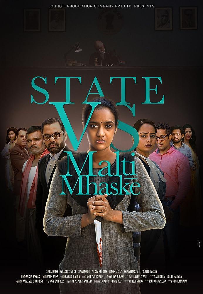 State vs. Malti Mhaske (2019) Hindi 720p HDRip x264