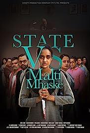 State vs. Malti Mhaske Poster