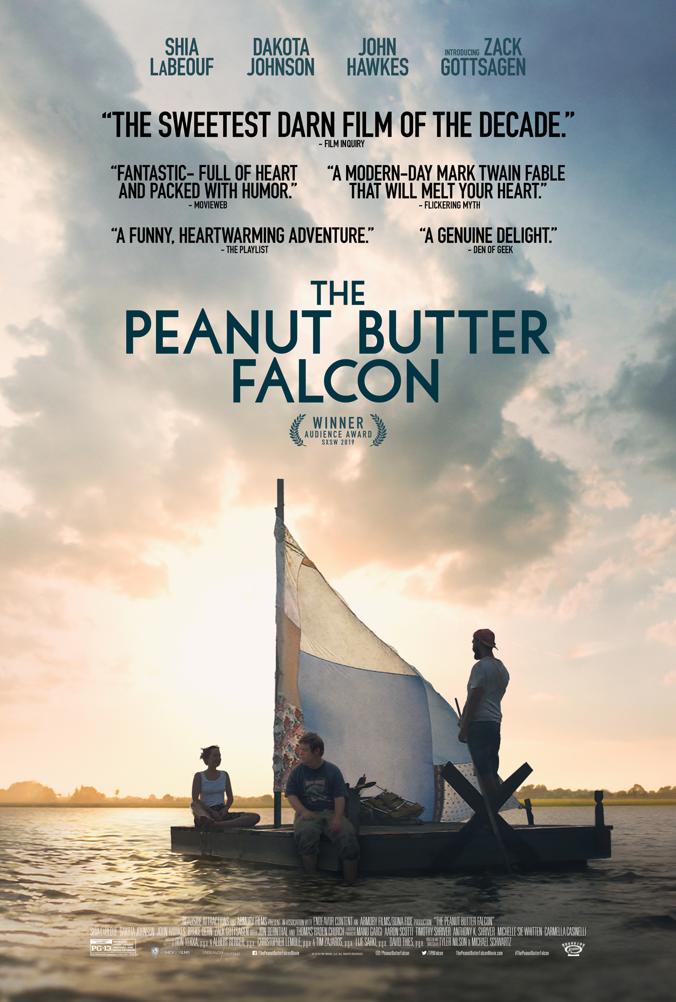 Image result for The Peanut Butter Falcon