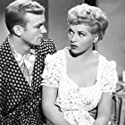 Judy Holliday and Aldo Ray in The Marrying Kind (1952)