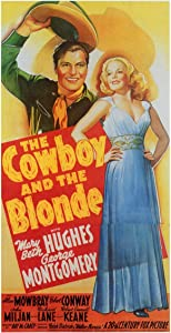 Movie play download The Cowboy and the Blonde by James Tinling [480x854]