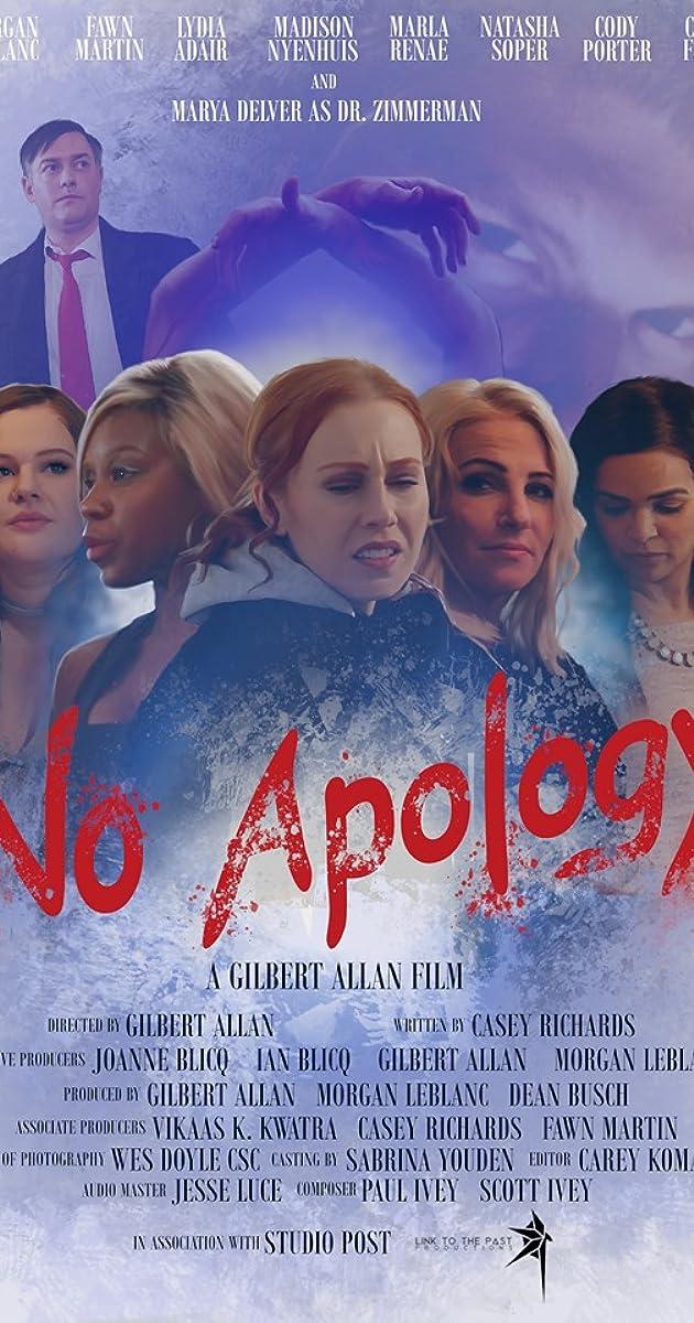 Subtitle of No Apology