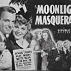 Jane Frazee, Paul Harvey, Betty Kean, Dennis O'Keefe, and Jed Prouty in Moonlight Masquerade (1942)