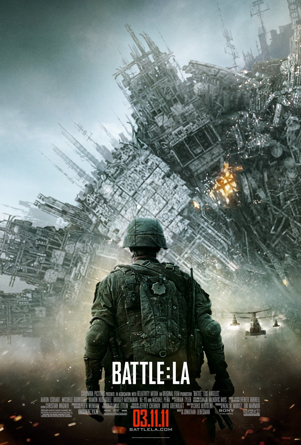 Battle Los Angeles (2011) - IMDb