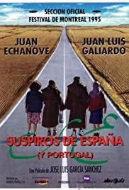 Suspiros de España (y Portugal) Poster