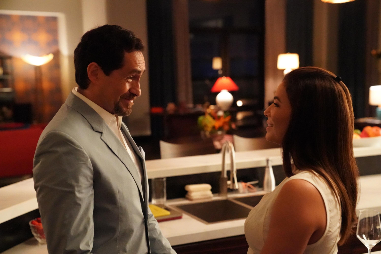 Grand Hotel Dear Santiago Tv Episode 2019 Imdb