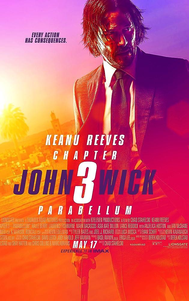 Free Download John Wick: Chapter 3 - Parabellum Full Movie