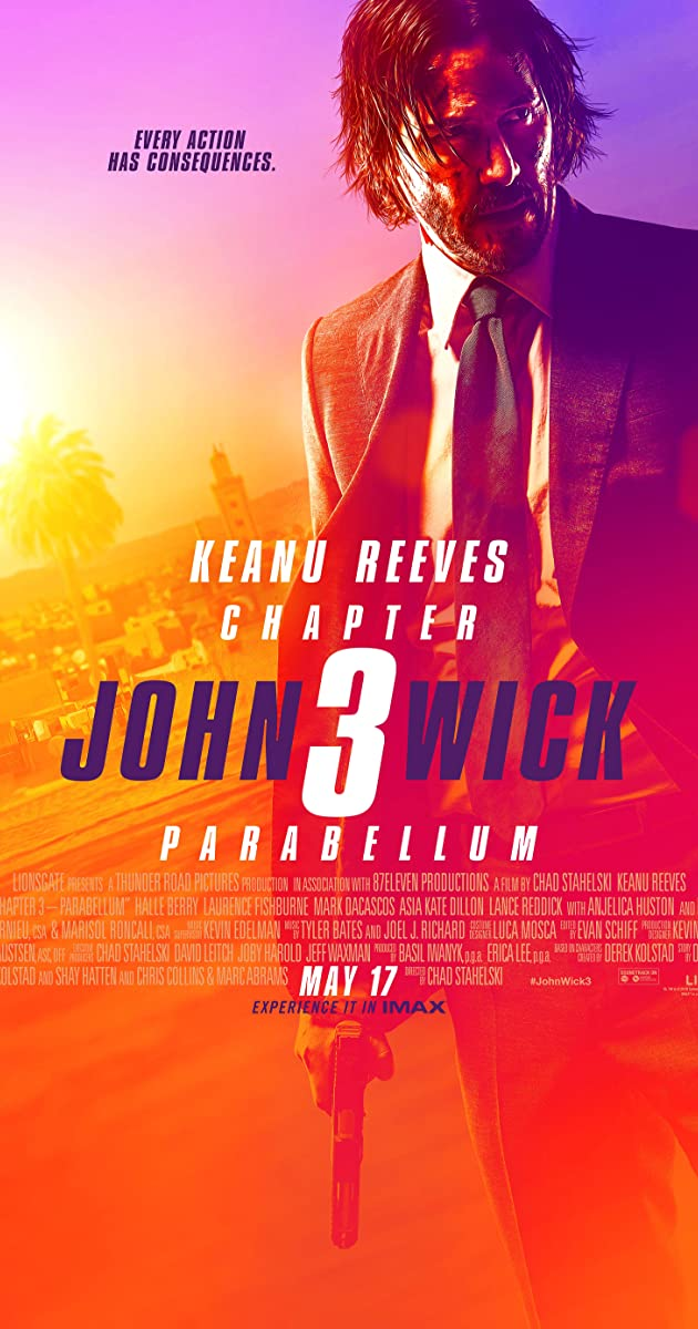 John Wick Chapter 3 - Parabellum (2019) [BluRay] [1080p] [YTS.LT]