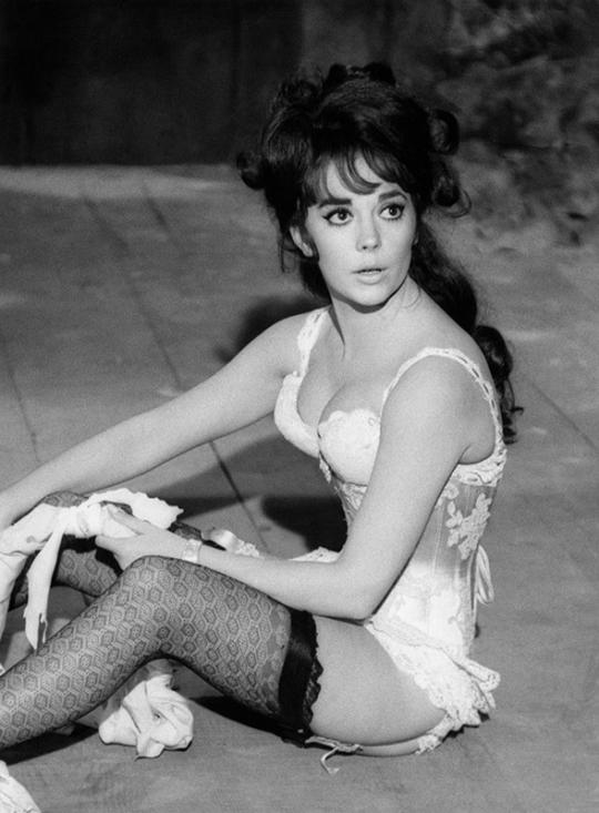 Natalie Wood in The Great Race 1965