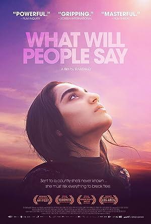 Hva vil folk si