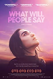 What Will People Say Poster