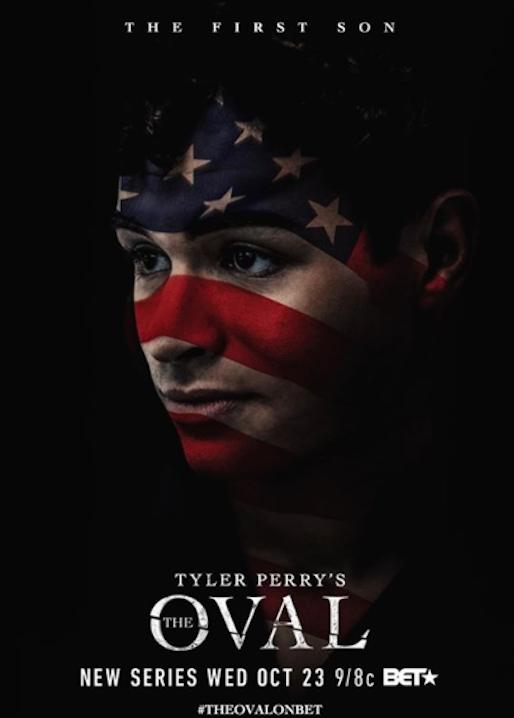 Tyler Perry's The Oval