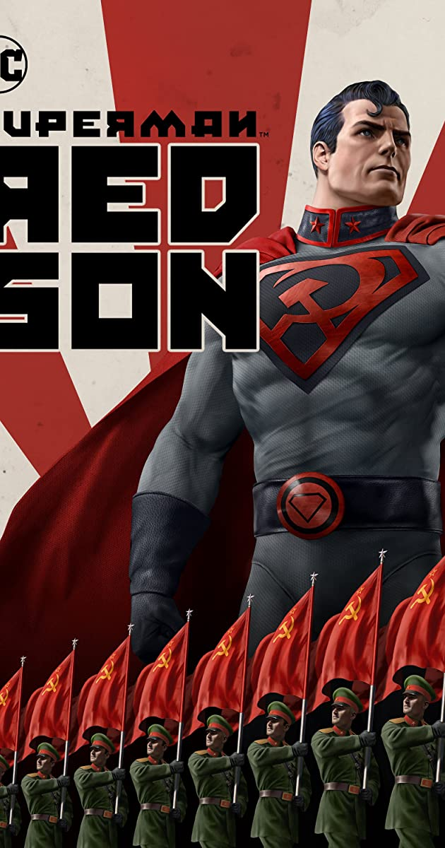 Subtitle of Superman: Red Son