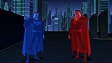 Superman Red vs. Superman Blue